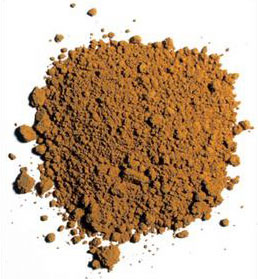 Pigments- Dark Yellow Ochre for Light Rust and Wet Sand
