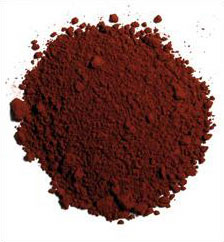 Pigments- Burnt Sienna for Light Rust Colors and Red Earth
