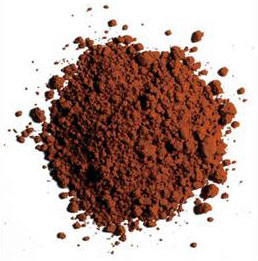 Pigments- Dark Red Ochre for Standard Rust Color