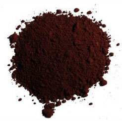 Pigments- Brown Iron Oxide for Dark Mud and Humid Earth
