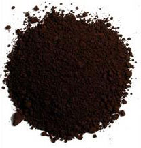 Pigments- Burnt Umber for Fresh Dark Mud, City Dust, Oil and Dirt