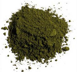 Pigments- Chrome Oxide Green for Bronze and Copper Rust, Moss and Lichen