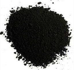 Pigments- Carbon Black for Black Smoke, Smoke Stains, Burnt Metal and Stone, Ashes and Soot