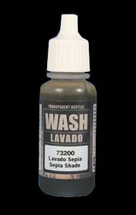 Wash- Sepia Shade (17ml)