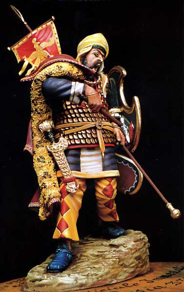 Michigan Toy Soldier Company : White Models - Immortals ...