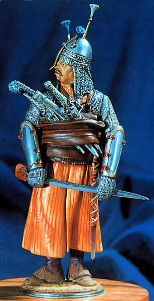 Islamic Warrior 18th Century