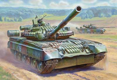 T-80BV with ERA
