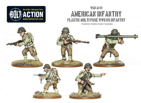 Resultado de imagen de us infantry ww2 model kit
