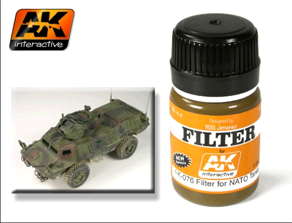 Filter- For Nato Tanks 35ml Bottle