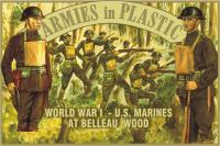WWI US Marines Belleu Wood- Reissue with new poses
