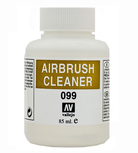 Vallejo Airbrush Cleaner 85ml. Bottle