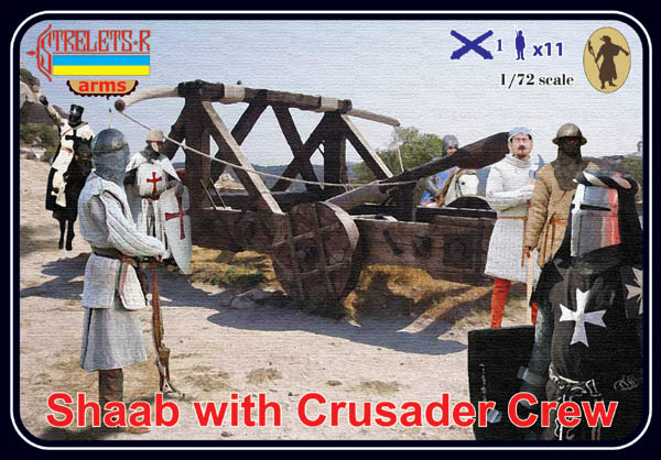 Strelets Arms - Shaab with Crusader Crew