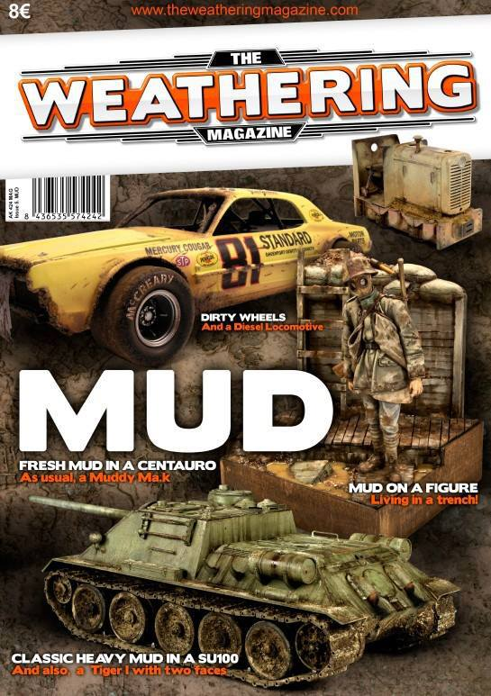 The Weathering Magazine Issue 5 - Mud