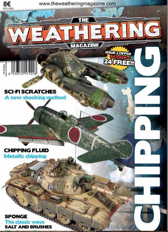 The Weathering Magazine Issue 3 - Chipping Re-edited