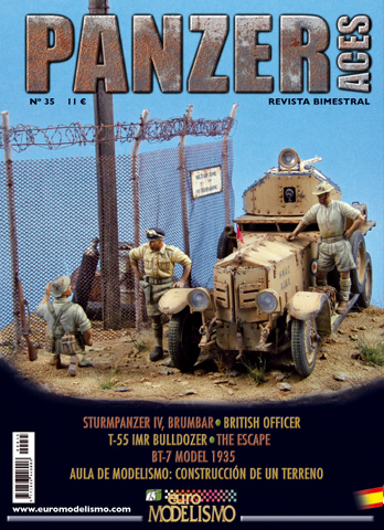 Armor Models-Panzer Aces Magazine Issue 35