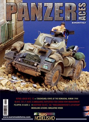 Armor Models-Panzer Aces Issue 36