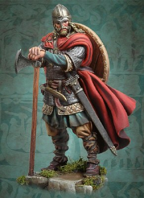 The Vikings: Viking Raider 793 AD - ONLY 1 AVAILABLE AT THIS PRICE