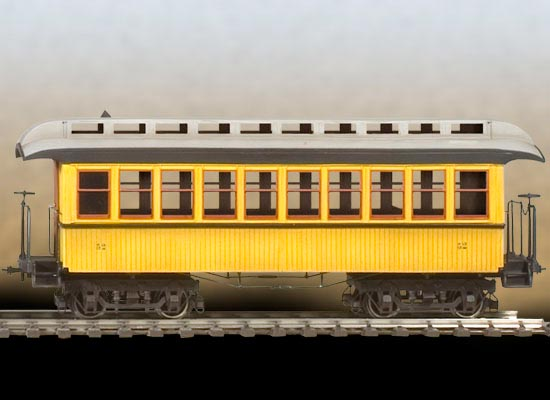 Wild West Passenger Car- Special Order Only