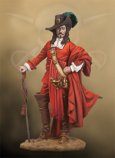 Pirates Of The Caribbean- Francois I'Olonnais 1660