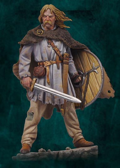 The Vikings: Viking Swordsman, 925 AD