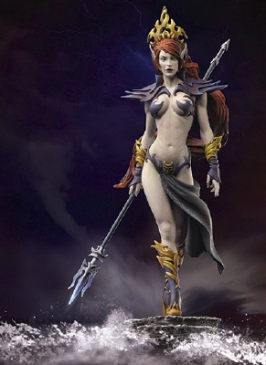 Warlord Saga: Zw�othel, Queen of Darkness