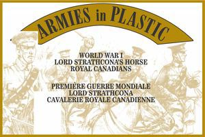 WWI Lord Strathcona's Horse Royal Canadians