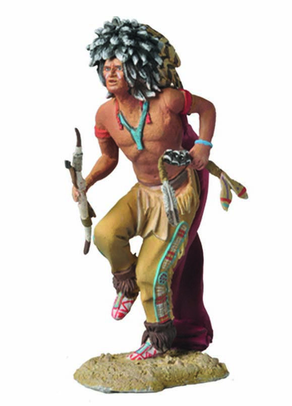 The Indians: Indian Dancer