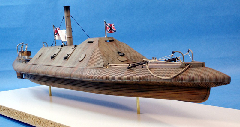 CSS Tennessee Ironclad Warship