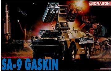 SA-9 Gaskin Strela1 Missile Launcher Vehicle
