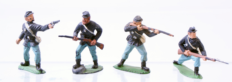 Timpo Union Infantry