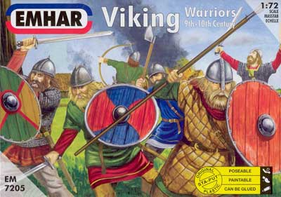 Vikings & Equipment