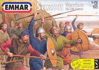 Saxon Warriors