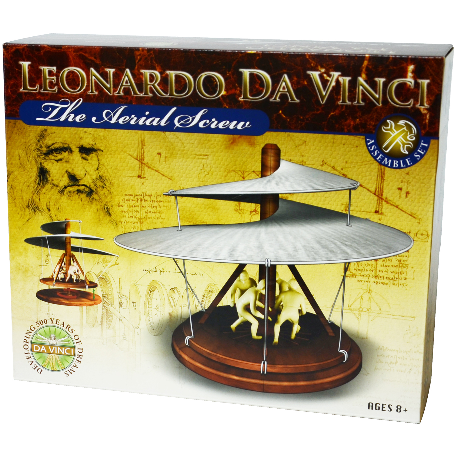 DaVinci Aerial Screw Kit