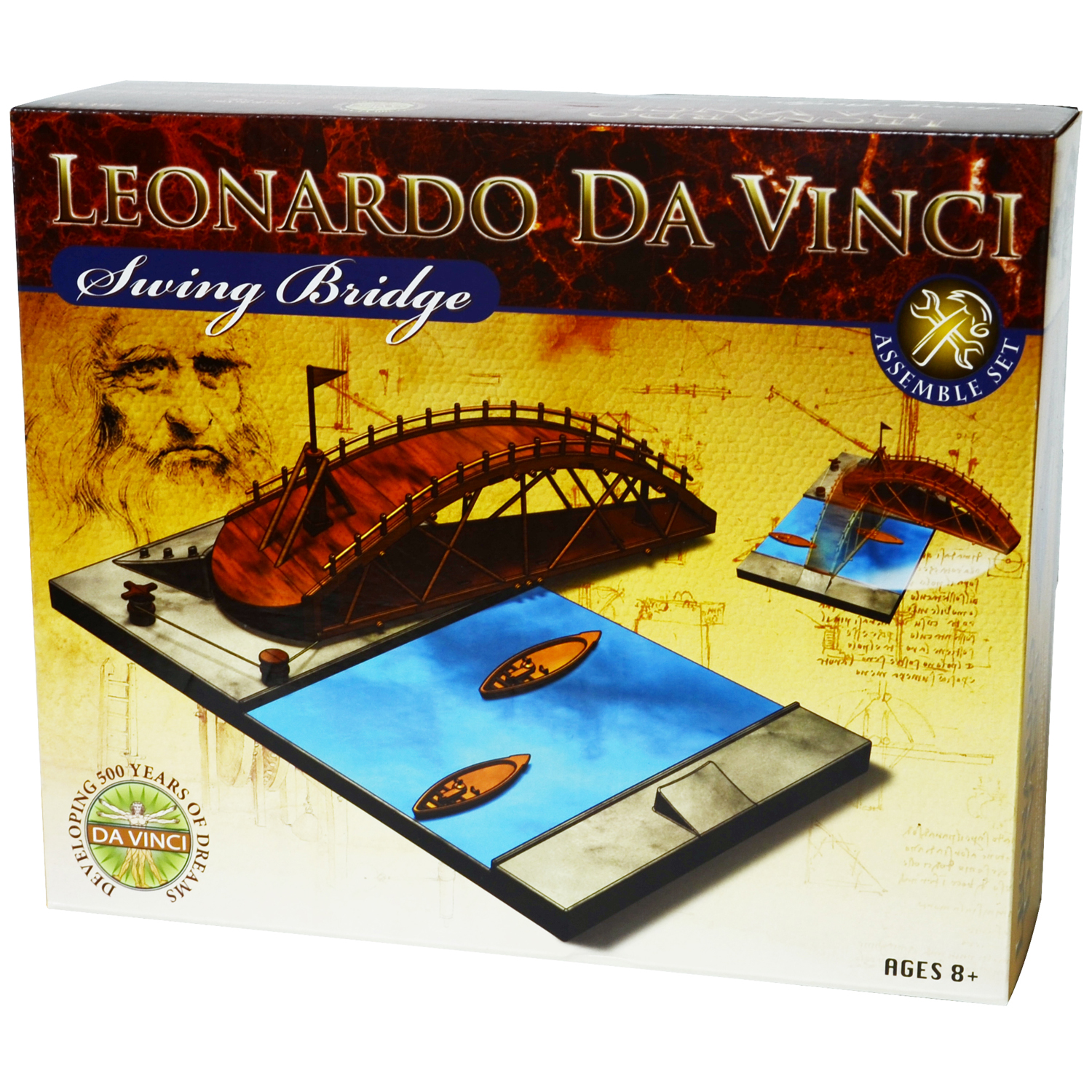 DaVinci Swing Bridge Kit