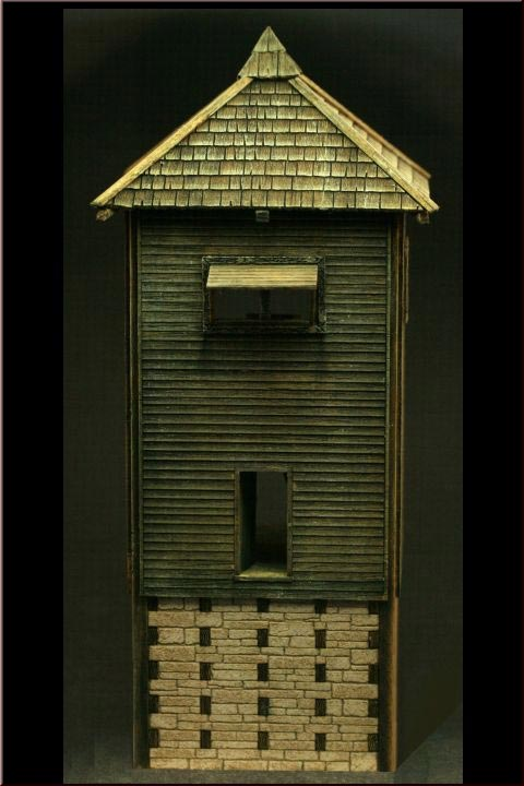 Roman LImes Tower- Wood 2nd Century AD  - ONLY 1 AVAILABLE