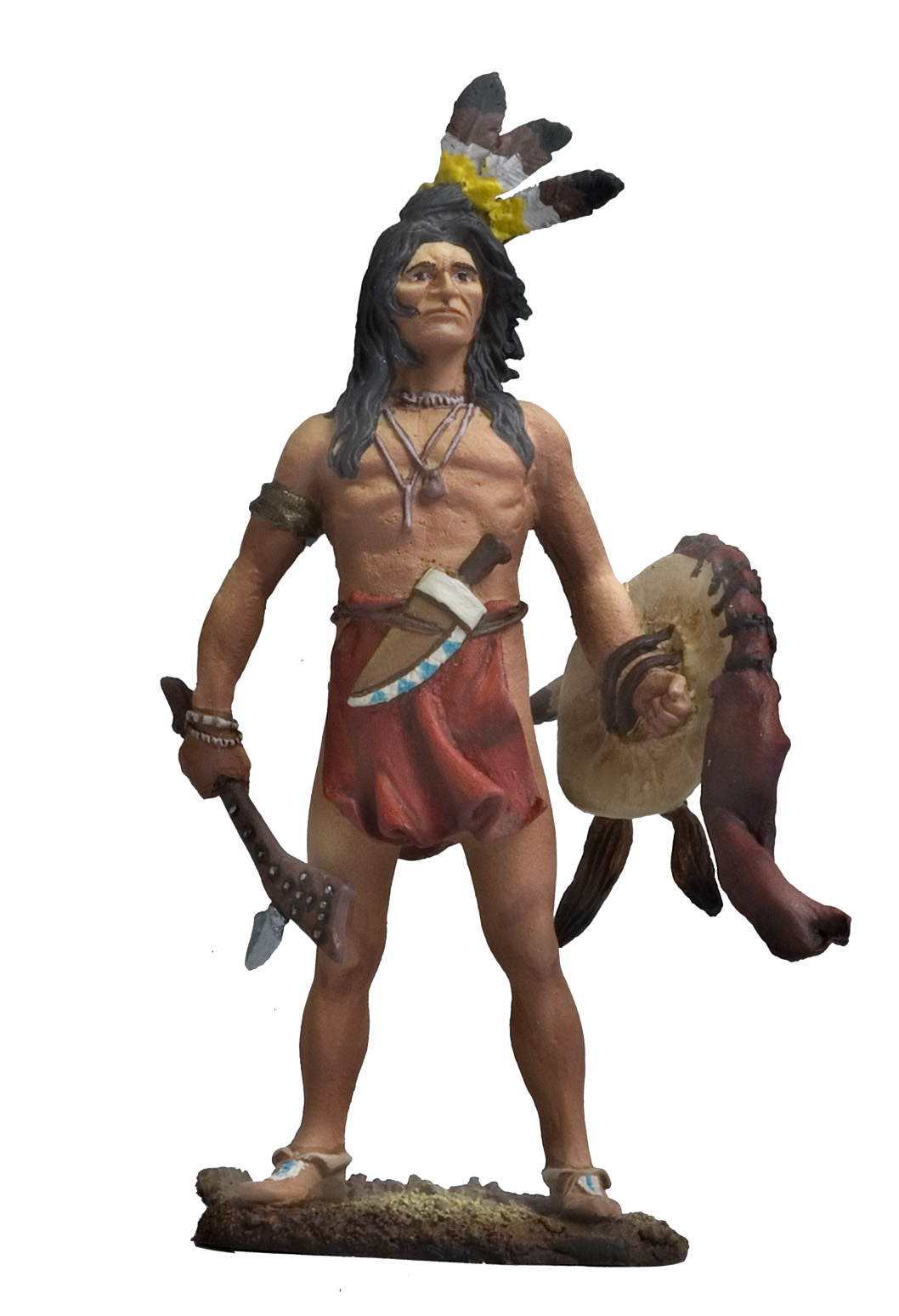 The Indians: Crow Chief
