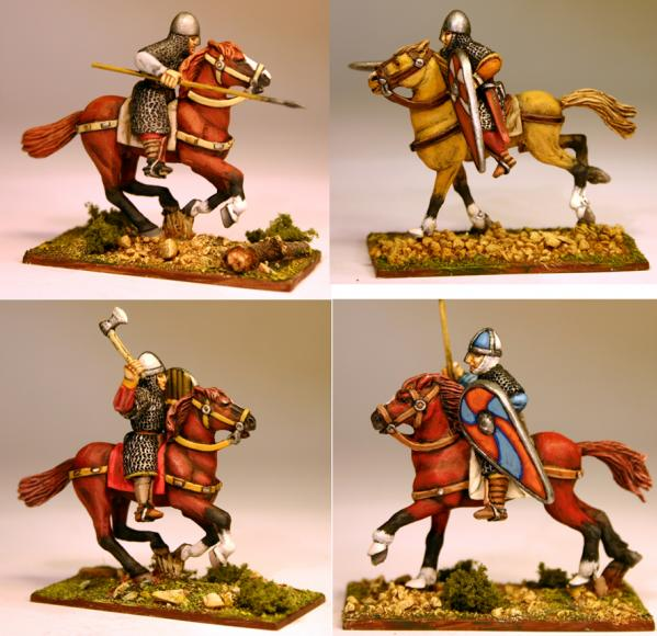 Gripping Beast Breton Mounted Soldiers
