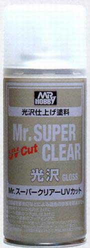 Mr. Super Clear UV Cut Gloss