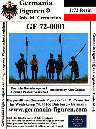 German Peasant Wars 1