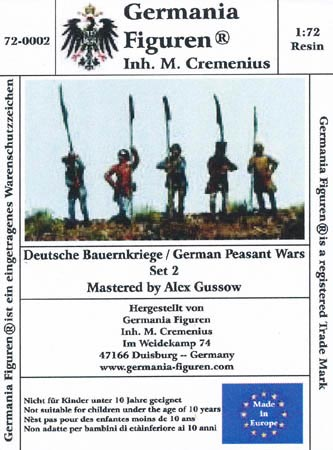 German Peasant Wars 2