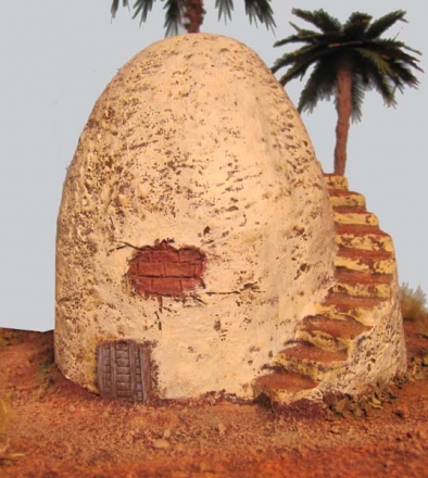 Ancient Egypt - Large Granary