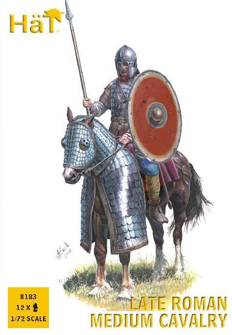 Ancient Late Roman Medium Cavalry