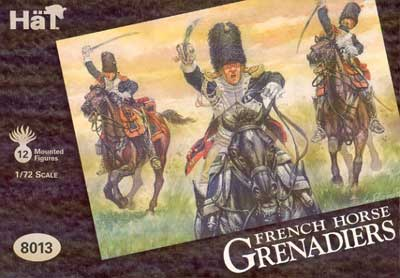 Napoleonic French Horse Grenadiers