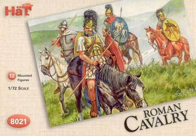 Ancient Roman Cavalry