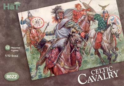 Ancient Celtic Cavalry
