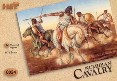 Ancient Numidian Cavalry