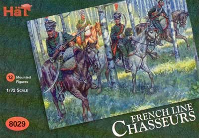 Napoleonic French Line Chasseurs