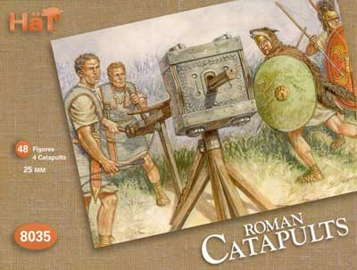 Ancient Roman Catapults