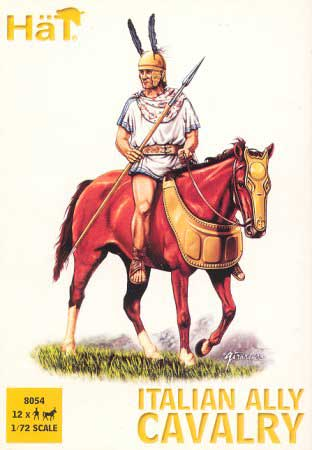 Ancient Italian Allied Cavalry