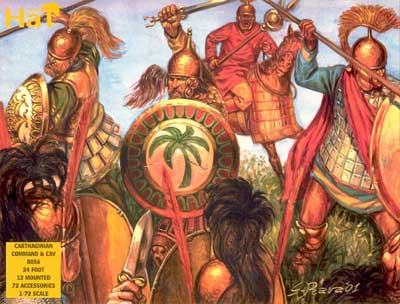 Ancient Carthaginian Command & Cavalry